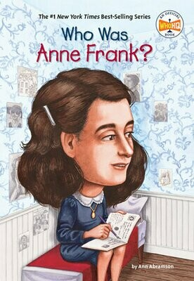 Book Who was Anne Frank