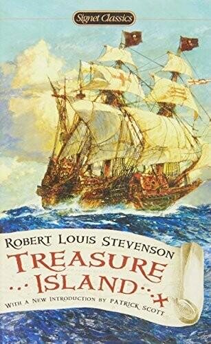 Novel Treasure Island