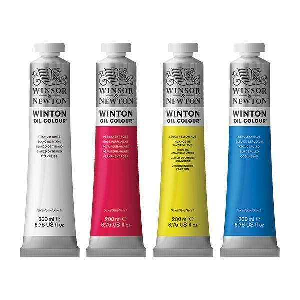 Oil Paint Winsor & Newton 200ml