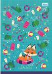 Libreta Pets/ Bichinhos / Flex cover Composition 200 Pages