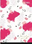 Libreta Love Pink / Tapa Semi-Dura / 200 Pages