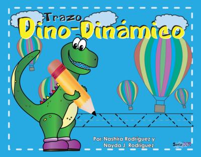 Trazo Dino-Dinámico- Workbook
