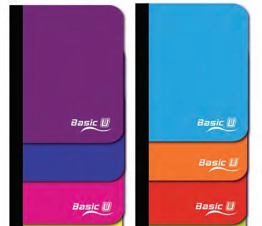 Libreta Basic-U Regular (200 pags)