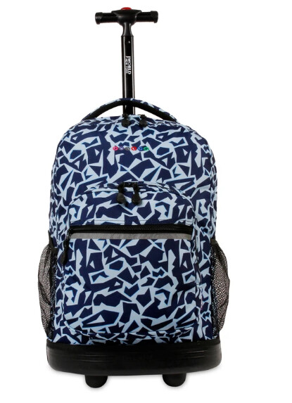 Sunrise Rolling Backpack Crush