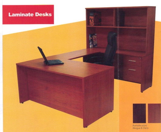 Laminated Desk Collection