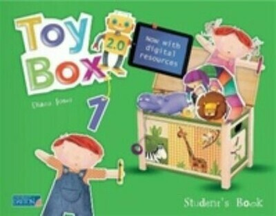 Book Toy Box (Pack)