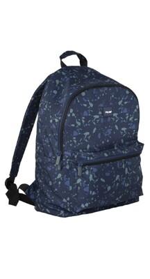 Backpack Galactic Terrazo Azul