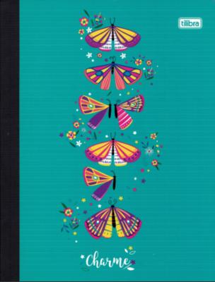 Notebook Lrg Charme (200 pgs)