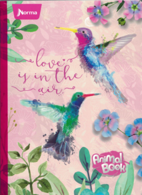 Notebook My Animal Lrg (200 pgs)