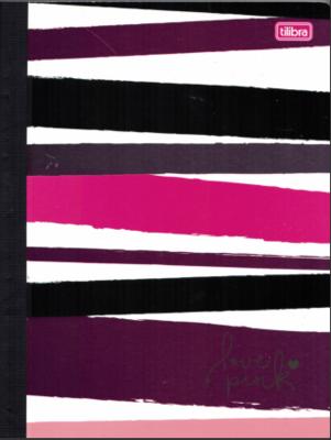 Notebook Lrg Love Pink (200 pgs)