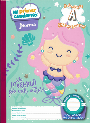 Notebook Primary Journal