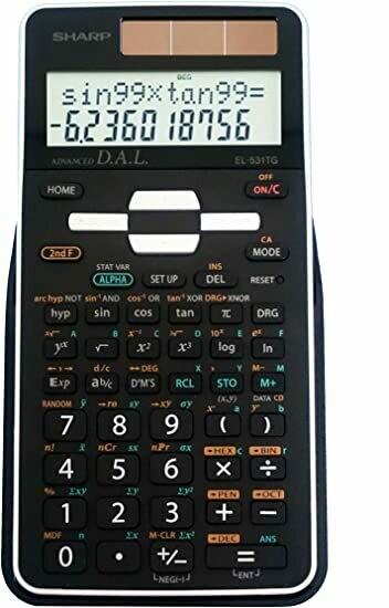 Sharp / Engineering/Scientific Calculator