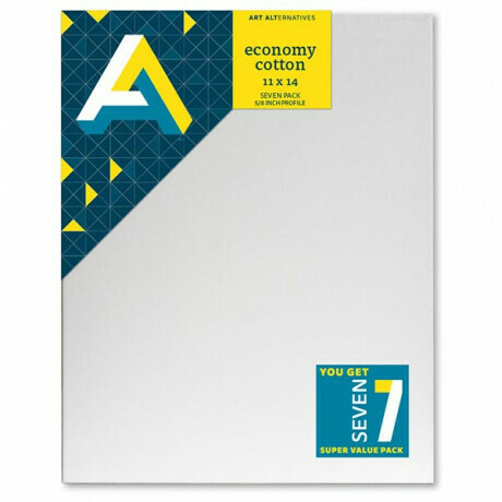 Canvas Stretch 11x14 Value 7-Pack