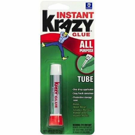 Glue Instant Krazy Tube