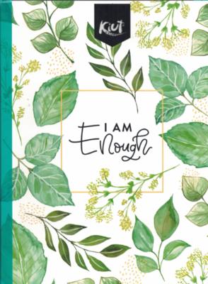 Notebook Jungle Kiut Lrg (200 pgs)-I am Enough