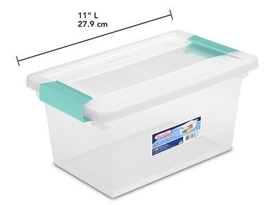Med Clip Box