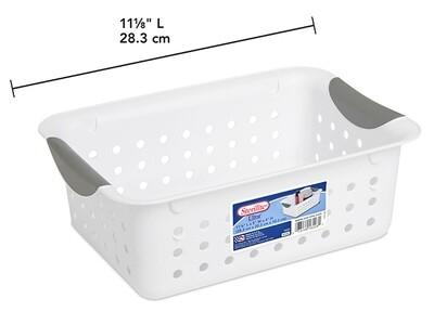 Small Ultra Basket - white