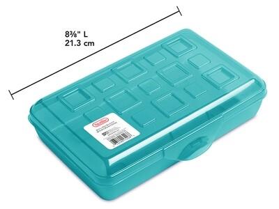 Small Pencil Box 8.5in x 5.5in x 2.25in Molokai Tint