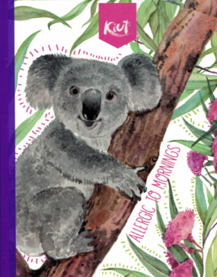 Notebook Kiut Jungle Peq. (200 pgs)
