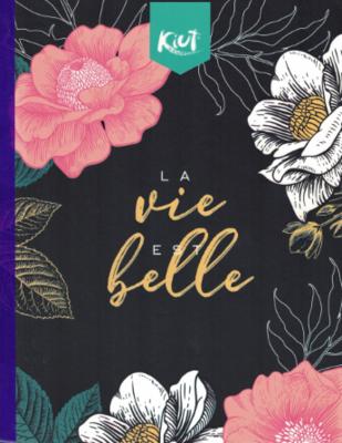 Notebook Kiut Floral Peq. (200 pgs)