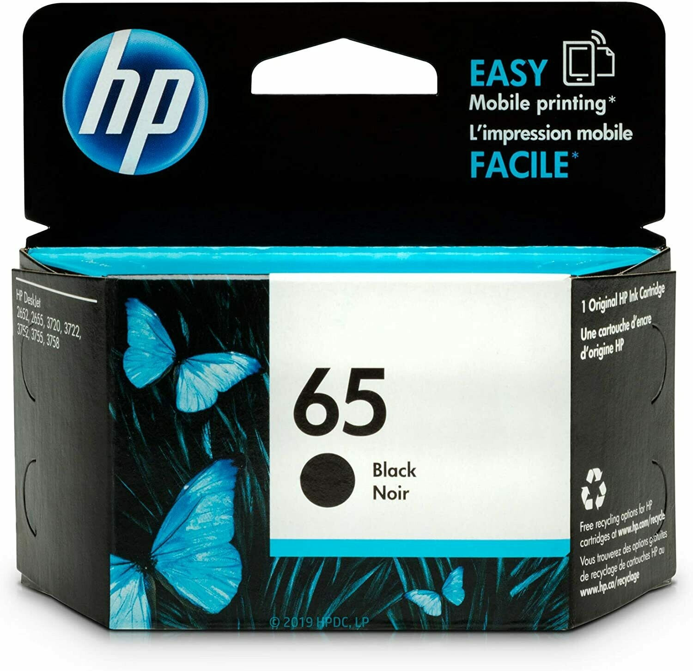 Ink HP 65 Black