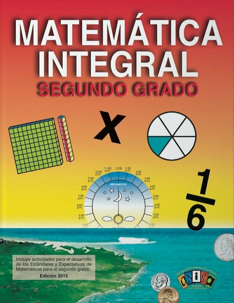Book Matematica Integral Segundo Grado