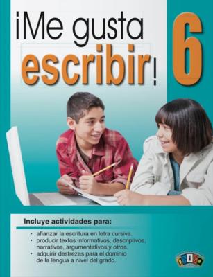 Book Me Gusta Escribir #6