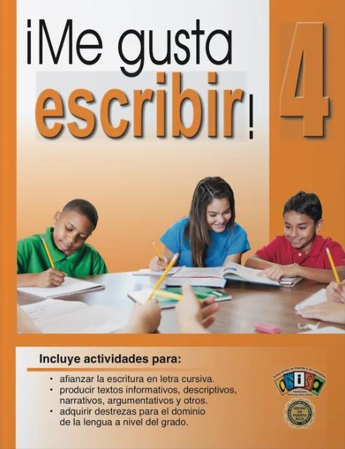 Book Me Gusta Escribir #4