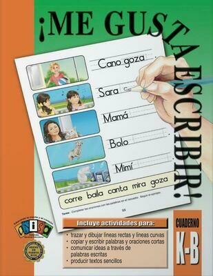 Book Me Gusta Escribir KB