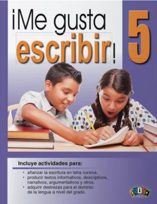 Book Me Gusta Escribir #5