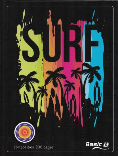 Dura Book Surf Reg