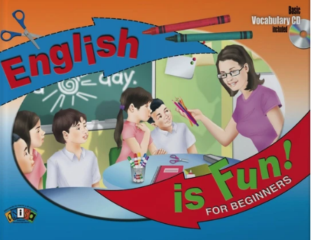 Book English is Fun! For Beginners