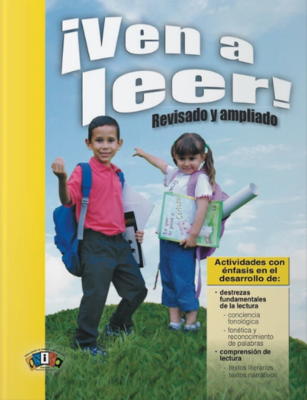 Book Ven a leer - Kinder