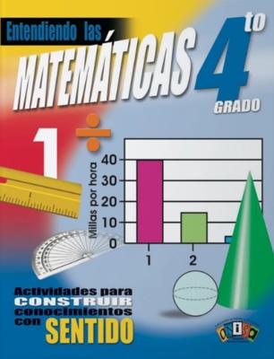 Book Entendiendo las Matemáticas 4to Grado