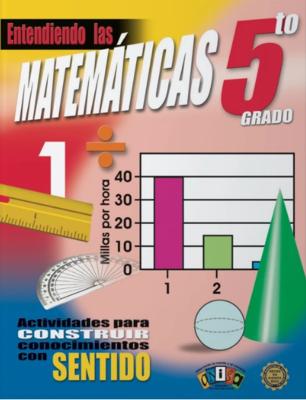 Book Entiendo las Matemáticas 5to Grado
