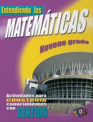 Book Entiendo Las Matemáticas Noveno Grado