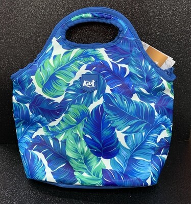 Lunch Bag Kiut- Blue Forest
