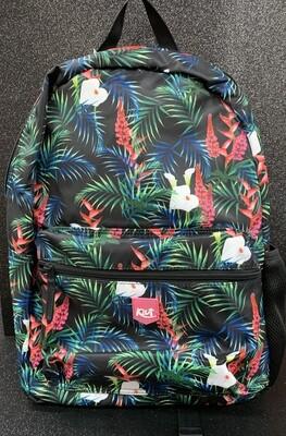 Backpack Kiut Large- Deep Tropical