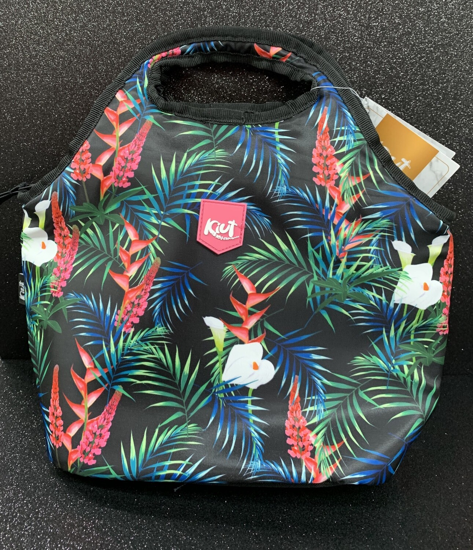 Lunch Bag Kiut- Deep Tropical