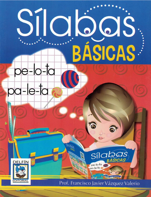 Book Sílabas Básicas