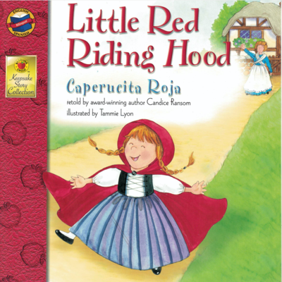 Story Book Bilingual- Little Red Riding Hood