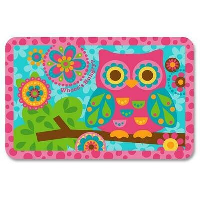 Placemats Owl