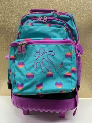 Rolling Backpack complete Kit