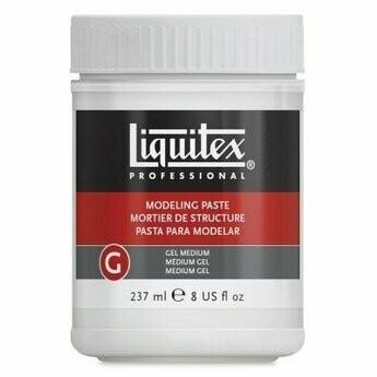Modeling Paste Liquitex 8oz