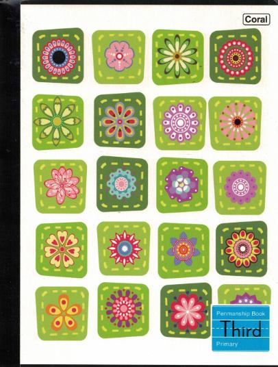 Notebook Flowers Third