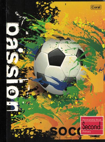 Notebook Soccer Second
