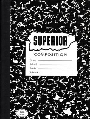 Notebook Superior Lrg 200p.