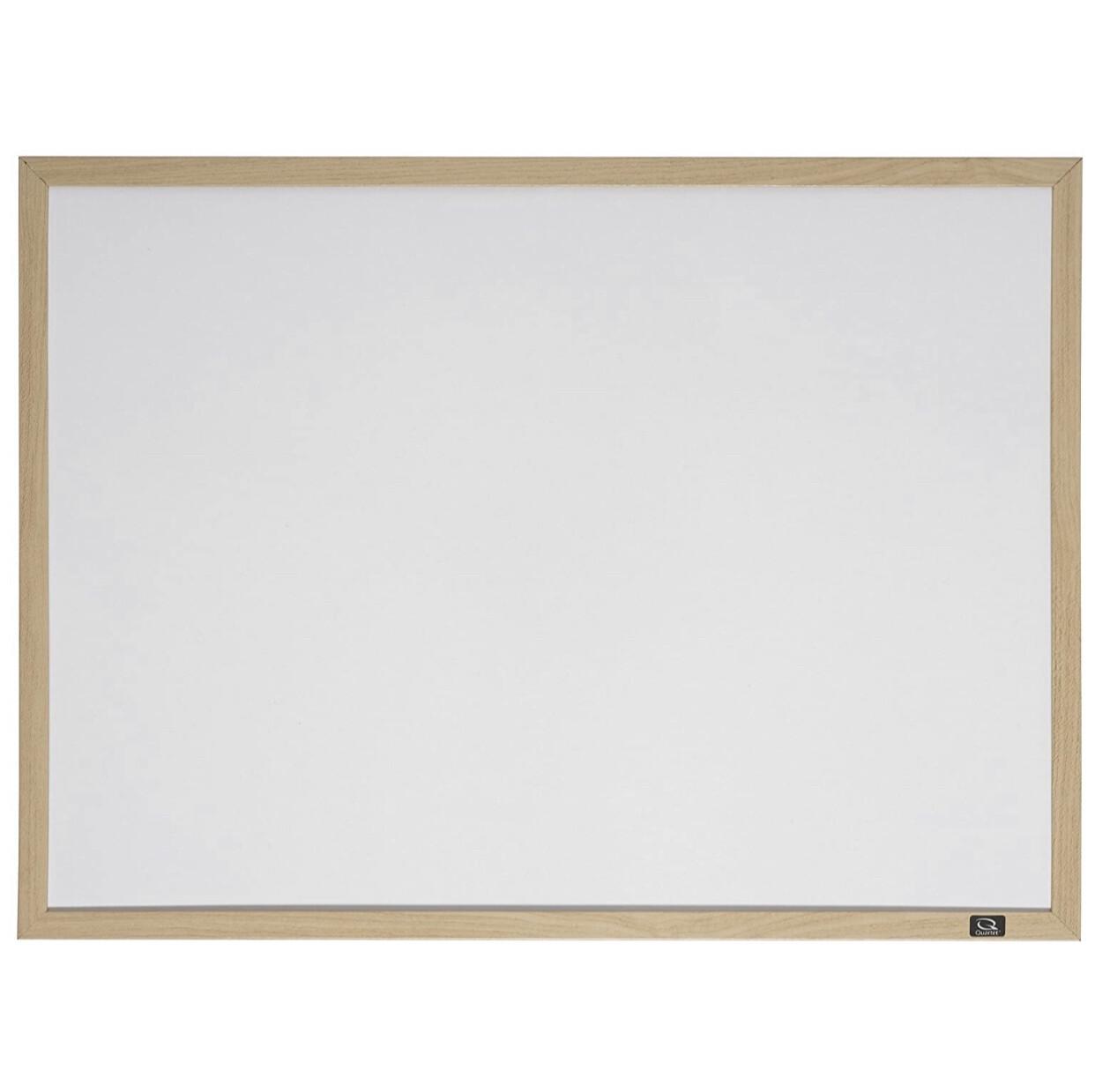 "Whiteboard 23""x 35"", Oak Finish Frame <Pizarra>"