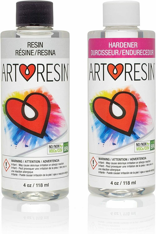 Art Resin 8 oz. Mini Kit