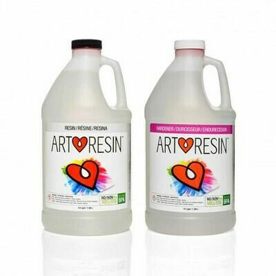 Art Resin Gallon Kit